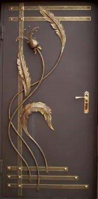 дверь металлическая 02