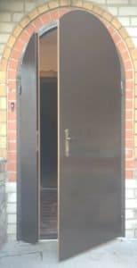 арочная дверь 3