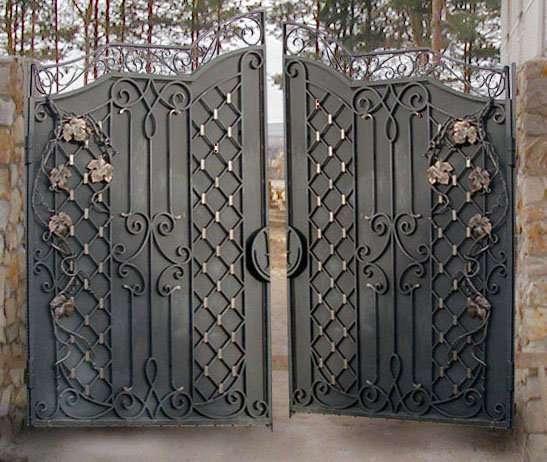 ворота 01