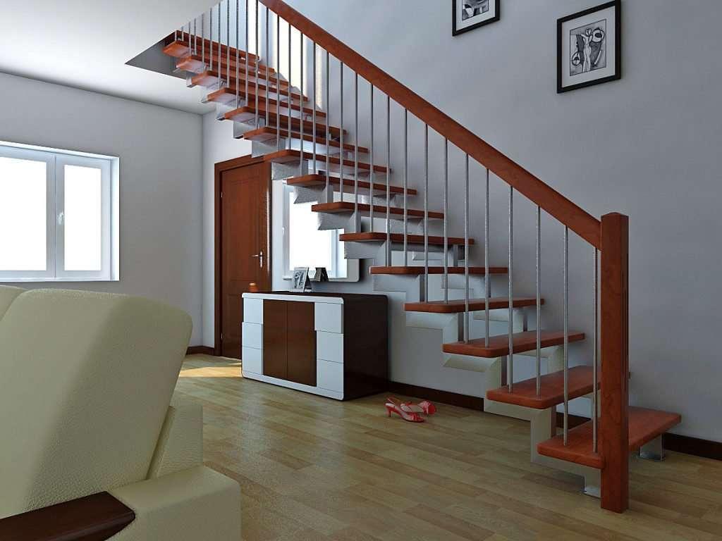лестница на косоуре 16