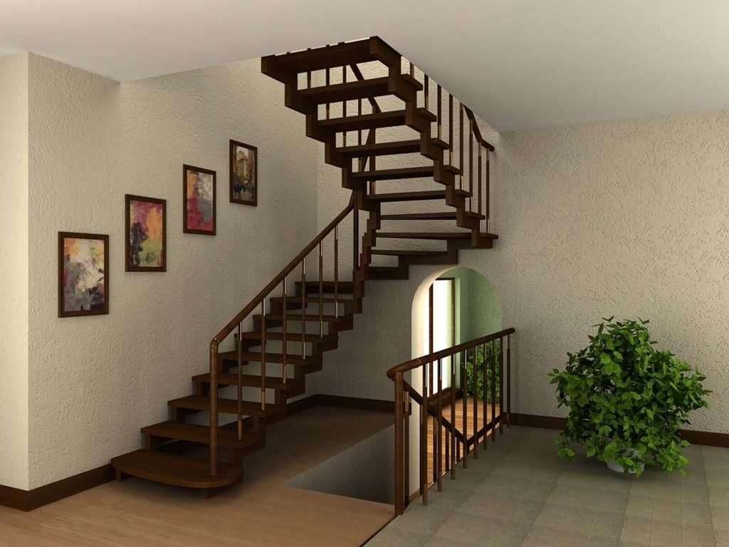 лестница на косоуре 21