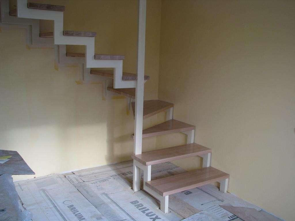лестница на косоуре 10