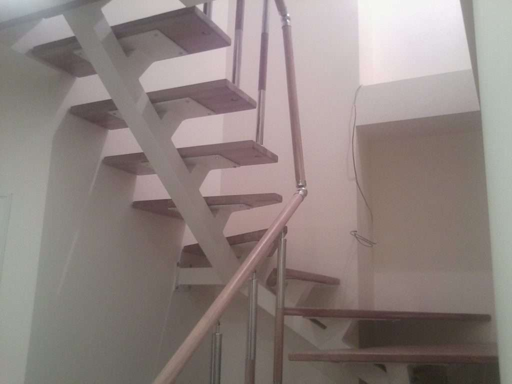 лестница на косоуре 13