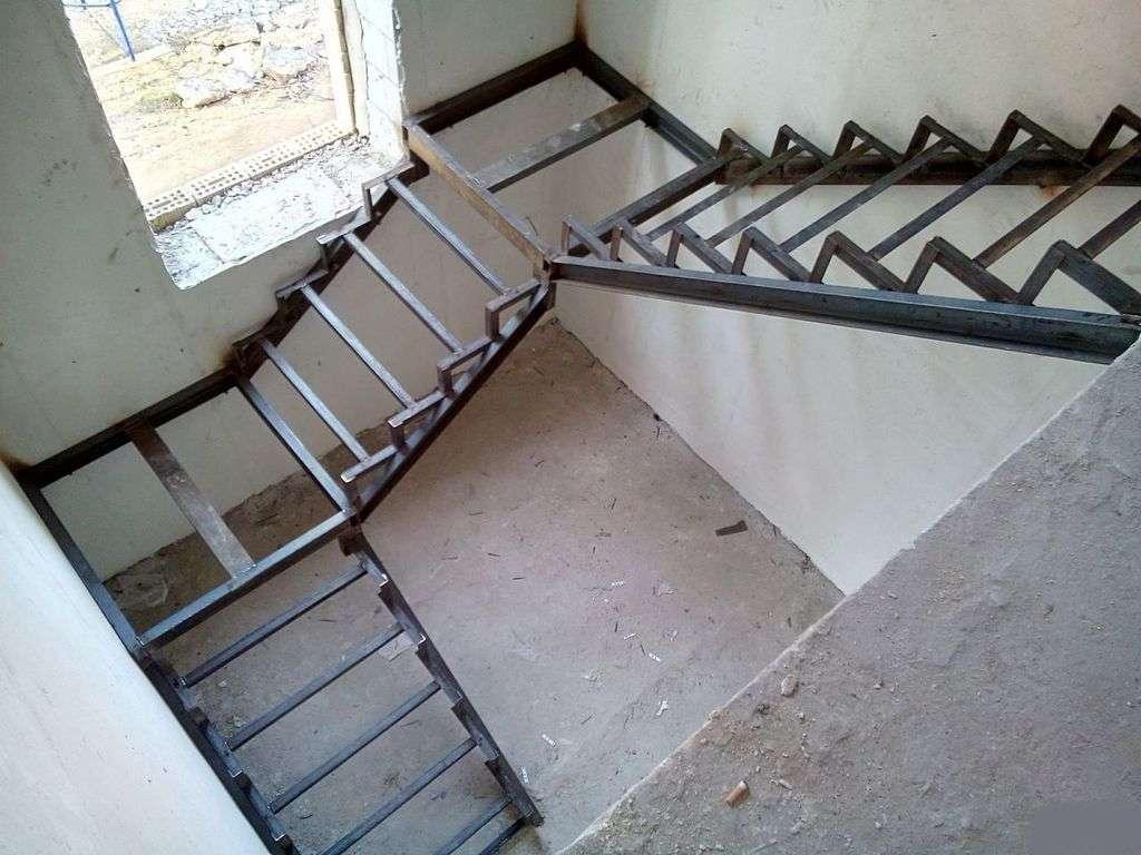 лестница на косоуре 2