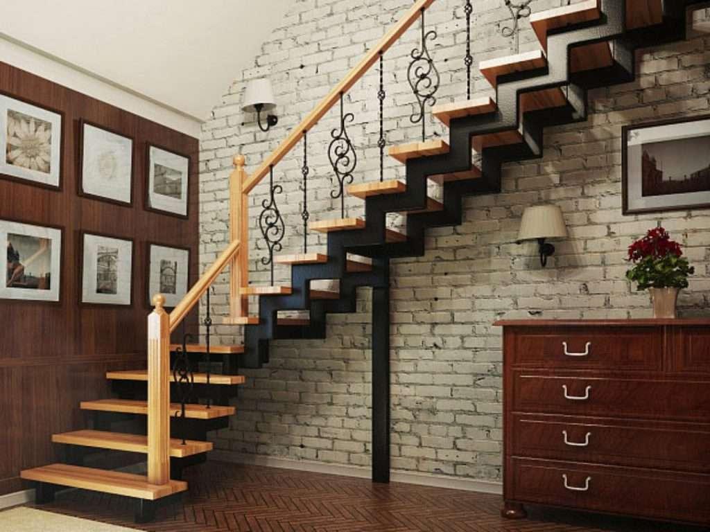 лестница на косоуре 5