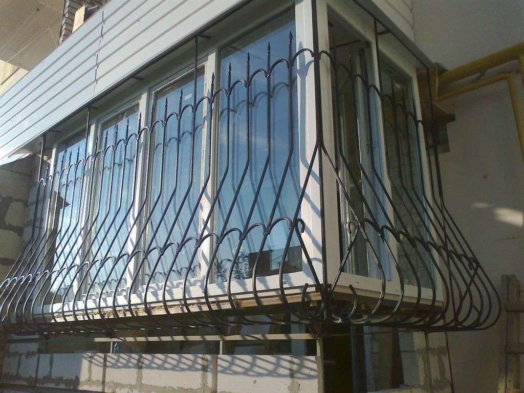решёта на балкон 3