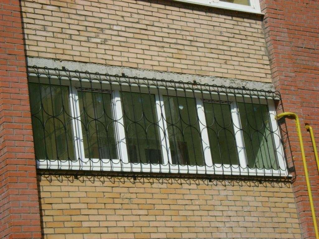 решёта на балкон 1