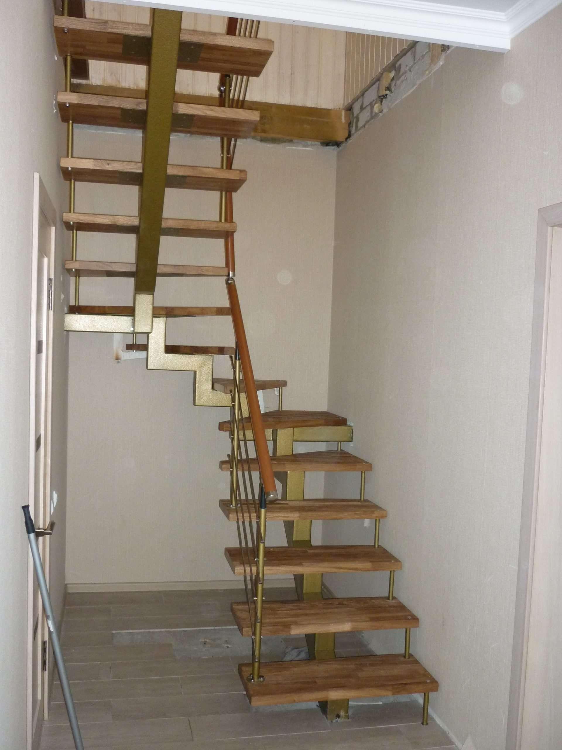 Лестница в Нововоронеже